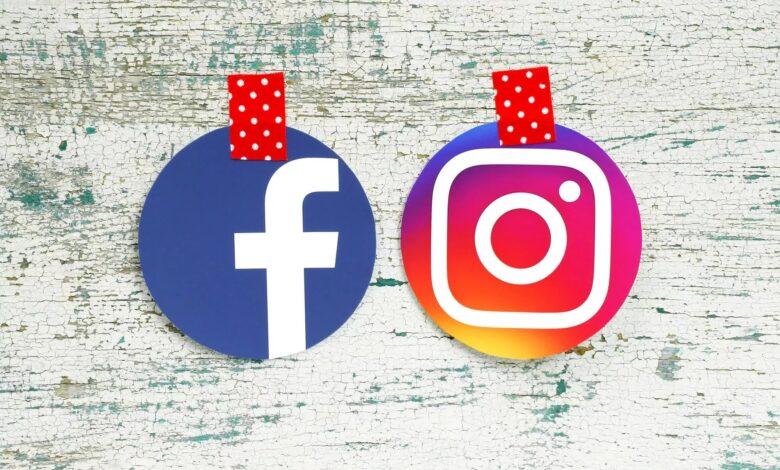 فيسبوك انستجرام